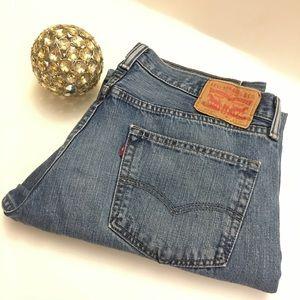 Levi 559 jeans 34x32